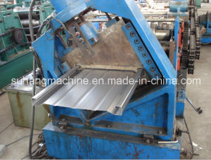 New Product 11kw Dedusting Anode Plate Roll Forming Machine pictures & photos