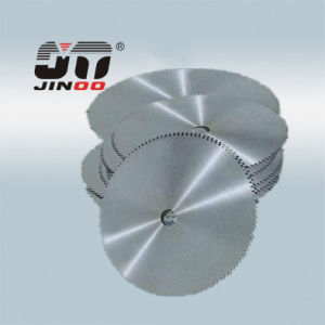 Long Work Machine Acrylic Cutting Saw Blade for Acrylic pictures & photos
