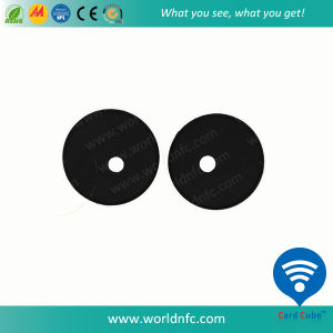 Waterproof 125kHz Em4305 RFID Disc Tag for Clothing Management pictures & photos