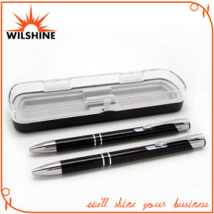 Popular Metal Pen Set for Promotional Corporate Gift (BP0113BK) pictures & photos