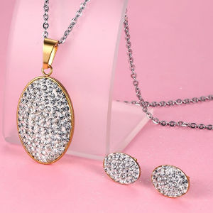 Fashion Accessories Set Stainless Steel Jewelry pictures & photos