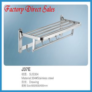 Bathroom Accessories Chroming Color Towel Rack (J37) pictures & photos