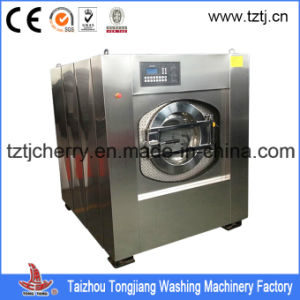 Laundry Cleaning Equipment Front Loading Automatic Washer Extractor Cleaning Machine pictures & photos
