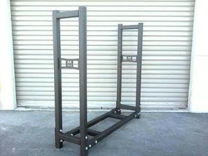 Metal Firewood Log Rack Holder pictures & photos