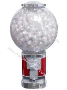 Metal Ball Globe Gumball Vending Machine (TR403) pictures & photos