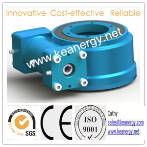 ISO9001/CE/SGS Single Axis Slew Drive Applied in Oblique Tracking System pictures & photos