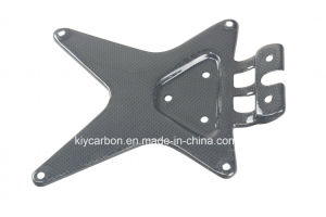 Carbon Fiber License Plate Holder Plate for Ducati pictures & photos