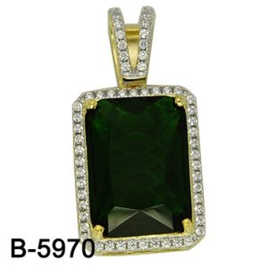 Factory Wholesale Fashion Jewelry Pendant Silver 925 pictures & photos