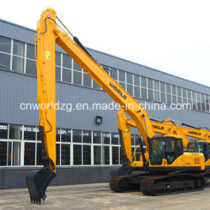 Excavator with Long Arm 16m Length pictures & photos