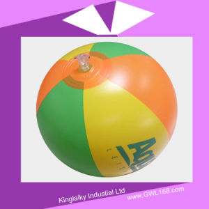 Promotional Gift Inflatable Beach Ball with Logo (KB-008) pictures & photos