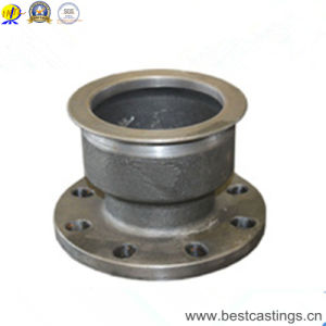 High Quality Shell Mould Casting Ductile Iron Pipe Flange pictures & photos