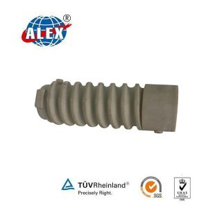 High Quality Hot Sell Plastic Dowel for Railway Concrete Sleepers