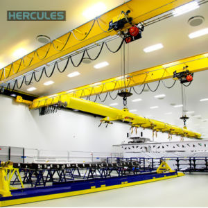 Single Girder Bridge Crane with Capacity up to 16t pictures & photos