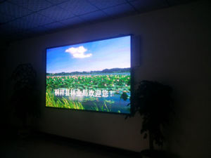 P5 Full Color Indoor LED Display Sign pictures & photos