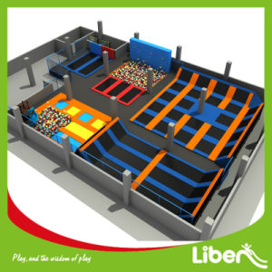 Shopping Mall Educational Indoor Park Trampoline pictures & photos