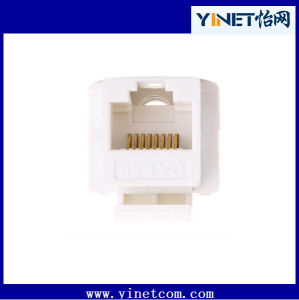 Top Quality Shielded / Unshielded RJ45 Modular Plugs Connector pictures & photos