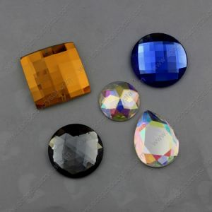Wholesale Loose Glass Stones for Fashion Jewelry Decoration pictures & photos