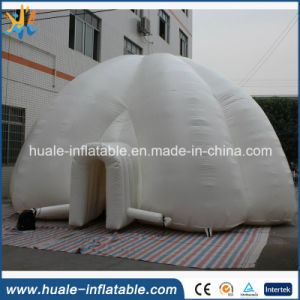 Large White Promotional Cloth Inflatable Tent Dome for Party Event