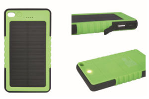 5000mAh USB Power Bank Waterproof Mobile Phone Solar Charger pictures & photos