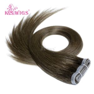 Top Class Hair PU Skin Hair Brazilian Hair Extension pictures & photos