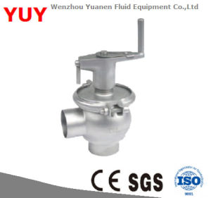 Food Grade Manual Globe Valve pictures & photos
