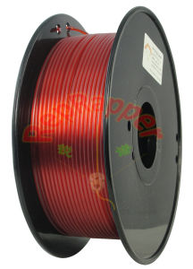 Well Coiling PC 3.0mm Red 3D Printing Filament pictures & photos