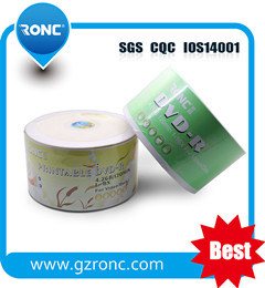 Cheap Price Good Quality Blank DVD Disc 4.7GB 16X 120mins pictures & photos