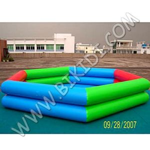 Inflatable Hexagonal Swimming Pool/PVC Inflatbale Swimming Pool D2039 pictures & photos