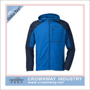 Fashion Windbreaker Winter Waterproof Jacket for Men pictures & photos