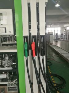 Fuel Dispenser 3pump-6flowmeter-6nozzle-4display-4keyboard of Rt-Eh364 pictures & photos
