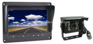 7 Inch Rear View Reversing System with Rader, Camera pictures & photos