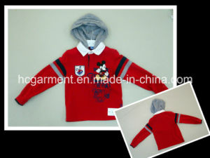 Kids Sports Wear Hoodie for Boy, Children Clothing pictures & photos