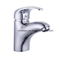 Deck Mounted Single Handle Basin Tap (H20-101) pictures & photos