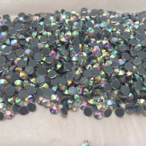 Ss20 Crystal Ab Hot Fix Rhinestones for Garment Accessories pictures & photos
