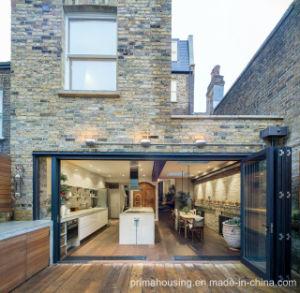 Modern Design Aluminum Folding Door Price pictures & photos