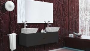 New Italian Wash Hand Bathroom Sink pictures & photos