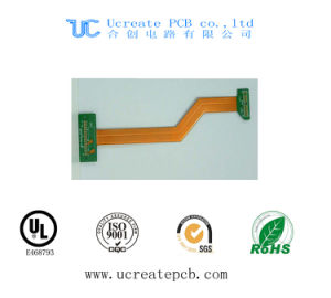 High Quality Flex Rigid PCB Board for GPS pictures & photos