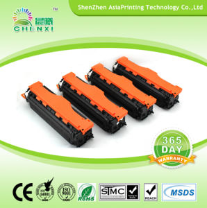 Compatible Toner Cartridge for HP CF360A CF361A CF362A CF363A pictures & photos