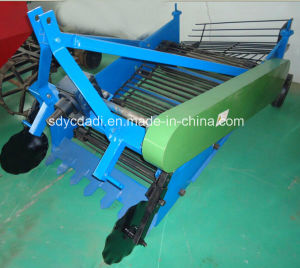 Potato Harvester with Cutting Seedling pictures & photos