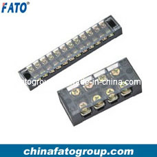 Terminal Block /12 Position Terminal Strip Connector pictures & photos
