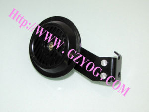 Yog Motorcycle Lower and High Horn 12V Spare Parts 6V Snail Horn Big Small Colors Horn pictures & photos