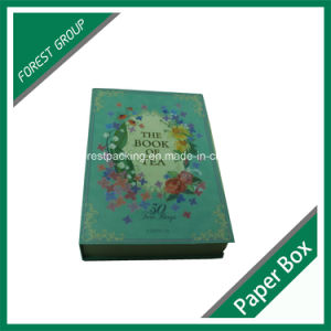 Colourful Printed Paper Tea Packing Box Wholesale pictures & photos
