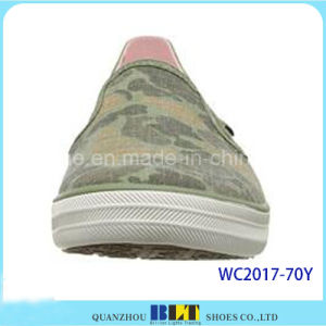 UK National Flag Canvas Shoes pictures & photos