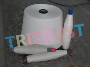 100% Spun Polyester Sewing Yarn for Thread (stitching) (20s/4) pictures & photos