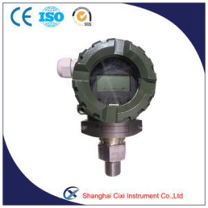 Intelligent Membrane Pressure Transmitter Sensor pictures & photos