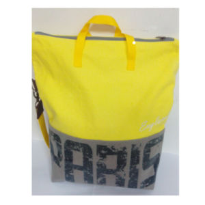 Canvas Handbag for Shopping Outdoor pictures & photos