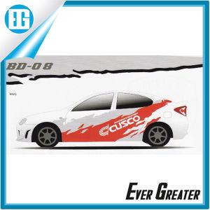 Custom Design Red Decorative Logo Car Body Sticker pictures & photos