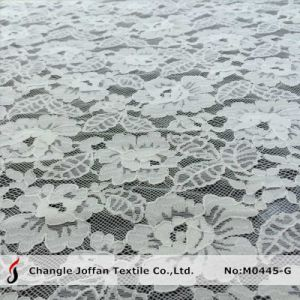 Beautiful Flower Bridal Lace for Sale (M0445-G) pictures & photos