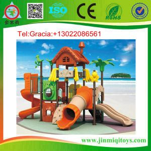 Outdoor Entertainment Equipment, Outdoor Kids Playground, Children Entertainment Equipment Jmq-P040A