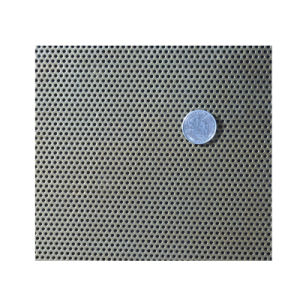 Galvanized Steel Sheet Perforated Metal Wire Screen pictures & photos